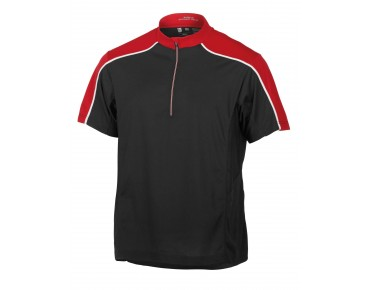 ROSE MOUNTAIN CROSS jersey black/red