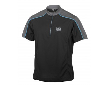 ROSE MOUNTAIN CROSS jersey black/sky