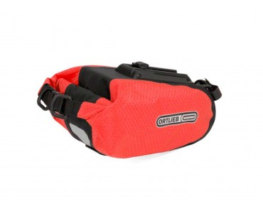 ORTLIEB SADDLE BAG signal red/black