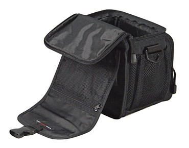 KLICKfix ALLROUNDER MINI handlebar bag incl. adapter black