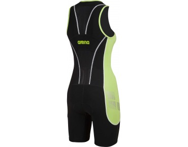 Arena ST Damen Body black/green