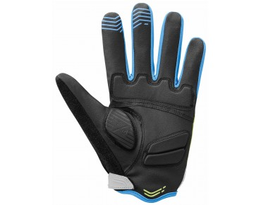 SHIMANO EXPLORER full finger gloves electric green