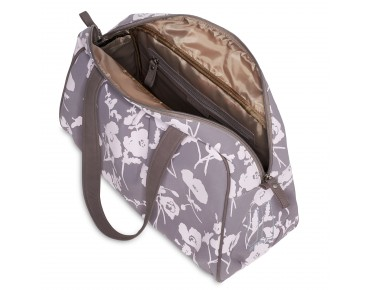 BASIL ELEGANCE CARRY ALL BAG 17 l - borsa bici donna taupe