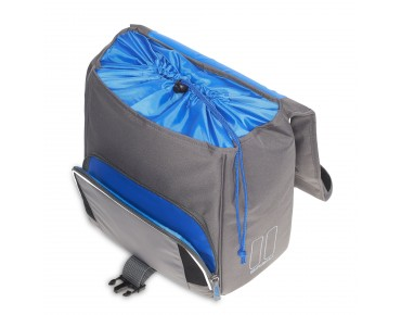 BASIL SPORT DESIGN COMMUTER office bag grey