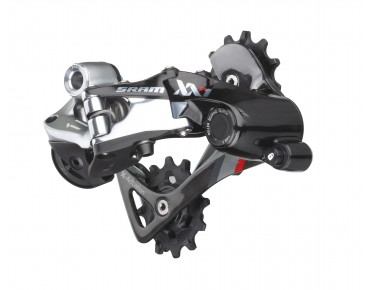 SRAM XX1 rear derailleur black