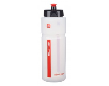 Elite Superfiume 750 ml drinks bottle transparent