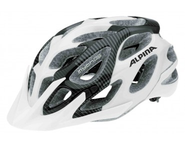 ALPINA MYTHOS L.E. MTB helmet black-white