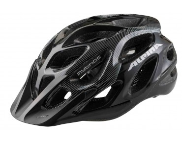 ALPINA MYTHOS MTB-helm black/white