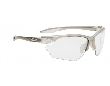 ALPINA TWIST FOUR VL+ S sports glasses prosecco/white