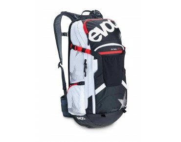 evoc FREERIDE TRAIL 20L - zaino UNLIMITED black/white