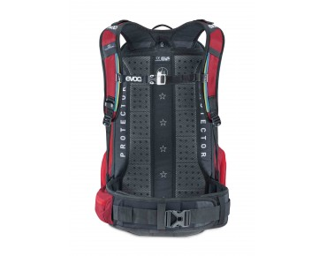 evoc FREERIDE TOUR 30L TEAM Rucksack TEAM lime/red/ruby