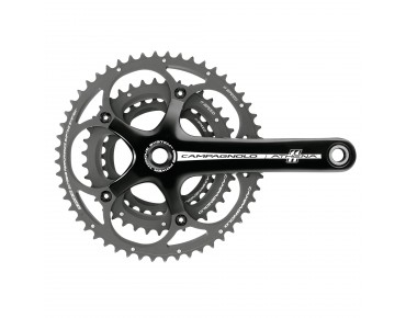 Campagnolo Athena Triple Power Torque - guarnitura schwarz