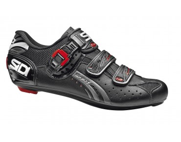 SIDI GENIUS 5 FIT Rennradschuhe black