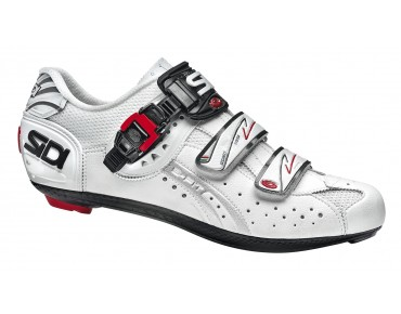 SIDI GENIUS 5 FIT road shoes white