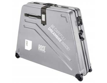 ROSE TRAVEL BOX VI incl. two butterfly locks grey