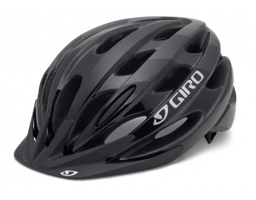 GIRO RAZE Kinderhelm black/charcoal
