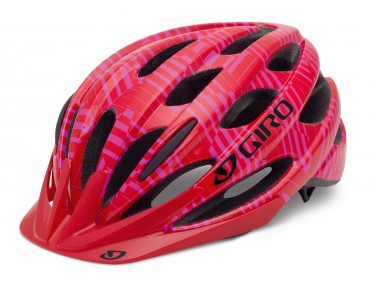 GIRO RAZE Kinderhelm red/rhodamine descend