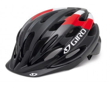 GIRO RAZE Kinderhelm red/black