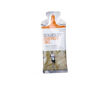 Squeezy gel single sachet à 33 g banana