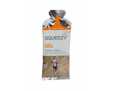 Squeezy gel single sachet à 33 g zitrone