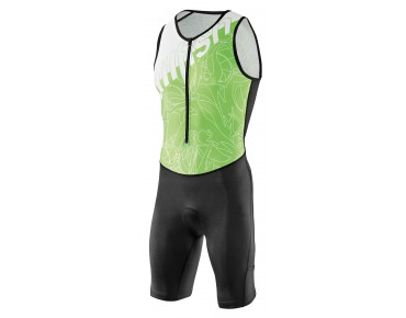 sailfish SPIRIT Trisuit green