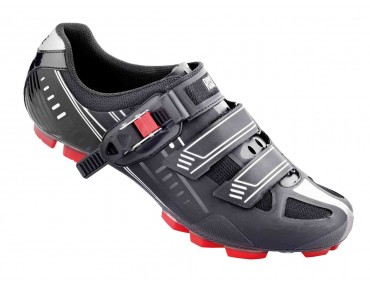 ROSE RMS carbon MTB-schoenen matt black