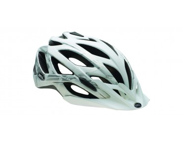 BELL SEQUENCE MTB-Helm matte white/silver burnout