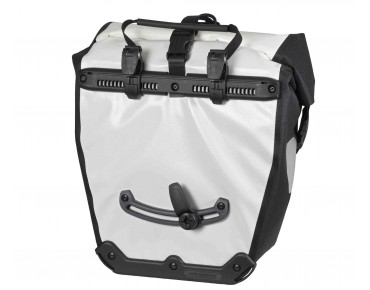 ORTLIEB Back Roller Black'n White set of two pannier bags white/black
