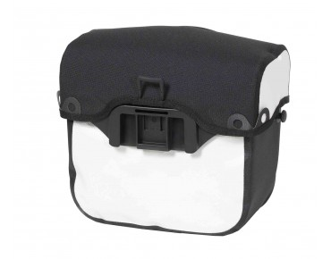 ORTLIEB BLACK'N WHITE handlebar bag white/black