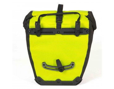 ORTLIEB HIGH VISIBILITY BACK-ROLLER pannier set day-glo yellow/reflective black
