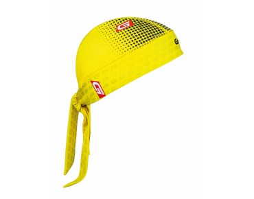 GripGrab CYCLING Bandana yellow