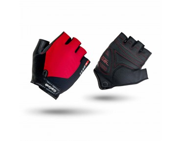 GripGrab PRO GEL gloves red