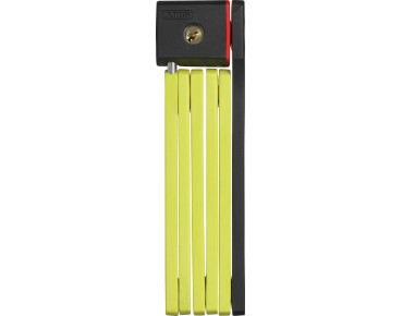 ABUS uGrip Bordo 5700 folding lock lime