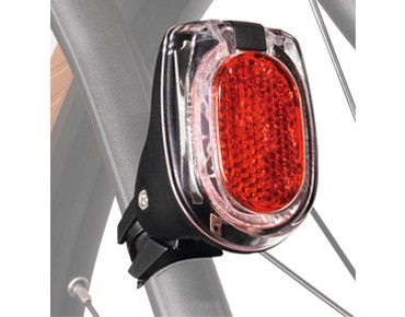B + M Secula plus tail light for mounting on seat stays or seat posts