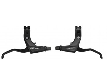 SHIMANO Deore BL-T610 brake levers black