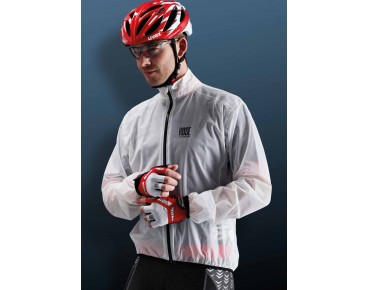 ROSE PERFORMANCE Regenjacke transparent