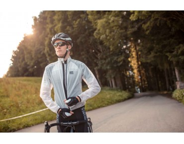 ROSE PERFORMANCE waterproof jacket transparent