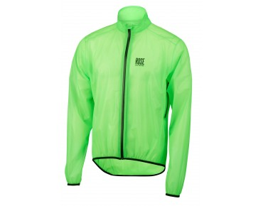ROSE PERFORMANCE waterproof jacket flou green/transparent