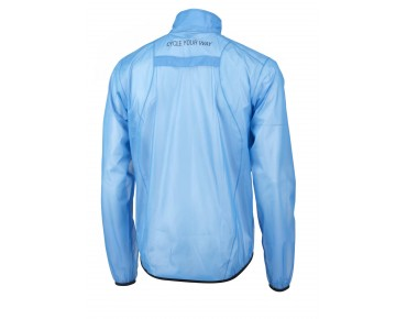 ROSE PERFORMANCE Regenjacke blue/transparent