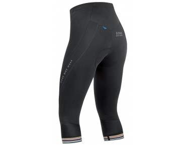 GORE BIKE WEAR POWER 3.0 damesfietsbroek, 3/4-lang black