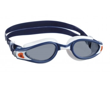 Aqua Sphere Kaiman Exo swimming goggles blue-white/grey lens