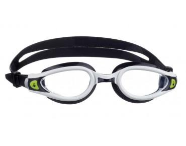 Aqua Sphere Kaiman Exo swimming goggles white-black/clear lens