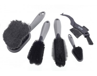Muc-Off Muc Off 5 x Premium Brush Kit