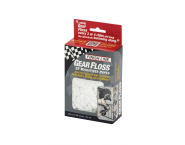 Finish Line Gear Floss cleaning rope