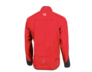 ROSE RR 02 waterproof jacket red