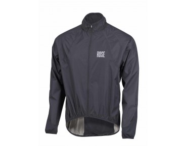 ROSE RR 02 Regenjacke black