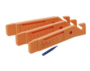 Velox tyre levers Orange