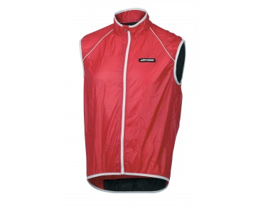 JAKROO THUNDERBIRD windproof vest black/red