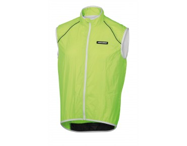 JAKROO THUNDERBIRD windproof vest yellow fluo