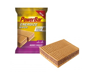PowerBar Energize Wafer bar Berry Yoghurt